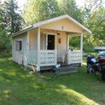 Najina hiška v Kampu Ljusne