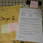 Pismo dobrodošlice v kampu Vaggeryd