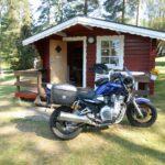 Najina hiška v kampu Vaggeryd