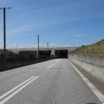 Prehod iz mostu Øresund v tunel
