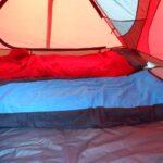 Pogled v notranjost šotora