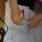 Načrtovanje poti brez GPS-a
