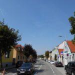 Pot proti Dunaju - vreme kot iz škatlice...