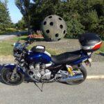 Pomnik pristanka balona Ženavlje