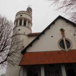 Plečnikova cerkev v Bogojini