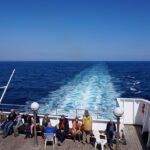 Na palubi trajekta