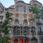 Barcelona - Gaudijeva arhitektura