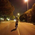 Barcelona - nočno pešačenje do hotela