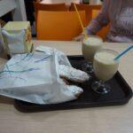 Valencia - horchata & fartons