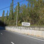 Meja med Španijo in Andoro
