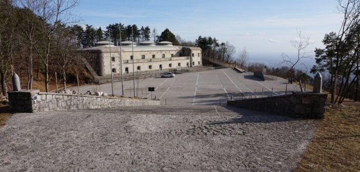 Vojaška utrdba – Monte Bernadia – Lonza
